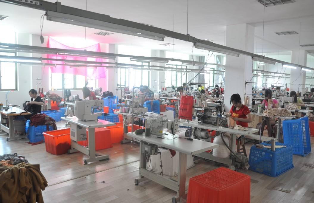 Company factory area